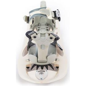 INOOK Odalys - Raquetas de nieve de aluminio - with Bag blanco